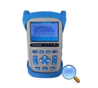 Máy kiểm tra cáp quang OTDR Senter CuteOTDR-3300B (Single mode , 1310/1550nm ,120km)