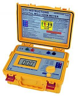 Máy đo điện trở Milliohm SEW 4137 mO