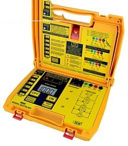 Máy đo điện trở thấp SEW 6237 DLRO (μΩ)