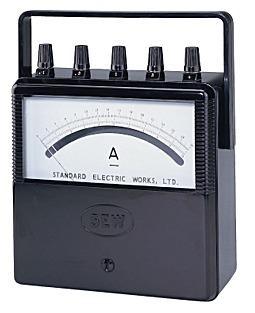 Ampe kế AC/DC di động Sew ST-2000 A ( ± 0.5% f.s)