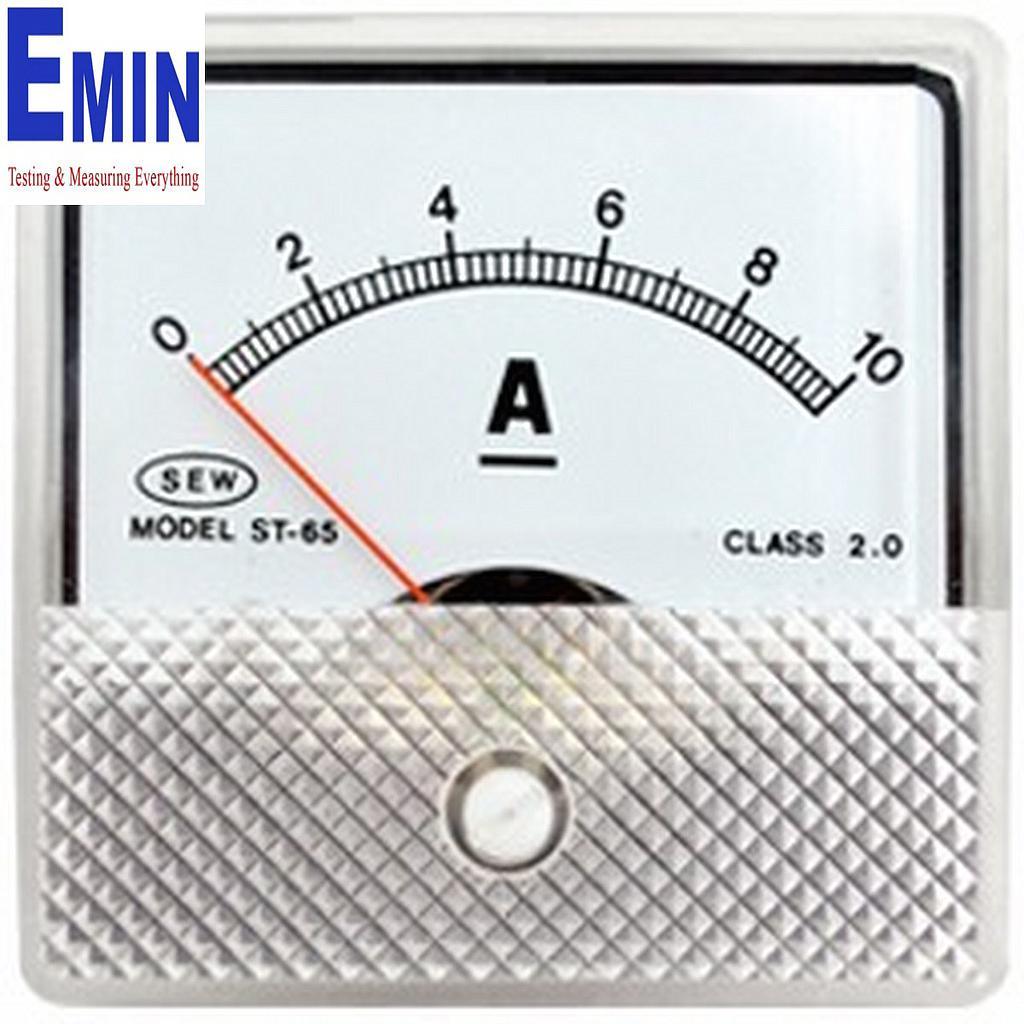 Đồng hồ đo điện gắn tủ đa năng Sew ST65 AC 5A ( 2.5% AC)