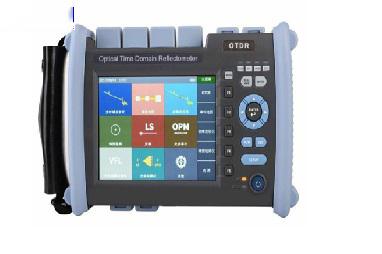 Máy kiểm tra cáp quang Skycom TOT650-SMB (Multimode 850/1300+1310/1550nm,256km)