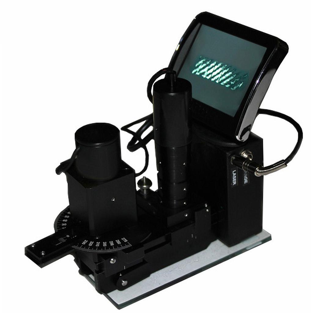 Máy đo ứng suất kính Strainoptics LCD-GASP (có màn hình LCD, đo bán kính cong>500mm)