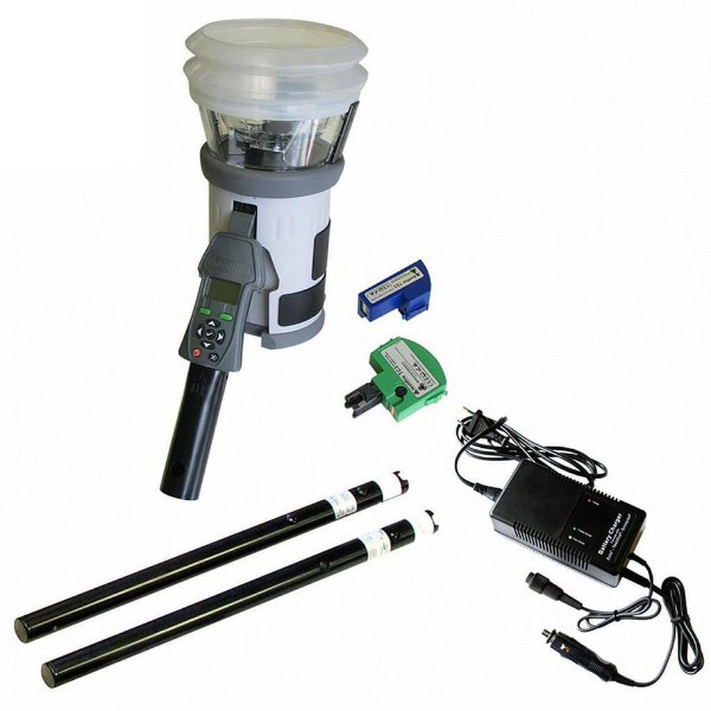 Thiết bị thử đầu báo khói, nhiệt, ASD, khí CO Testifire 2001-001 (chưa bao gồm Sào)