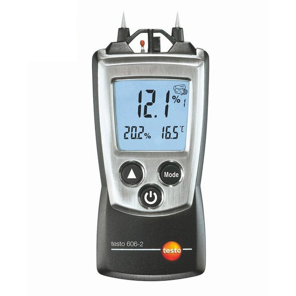Máy đo nhiệt độ độ ẩm testo 606-2 (0560 6062)