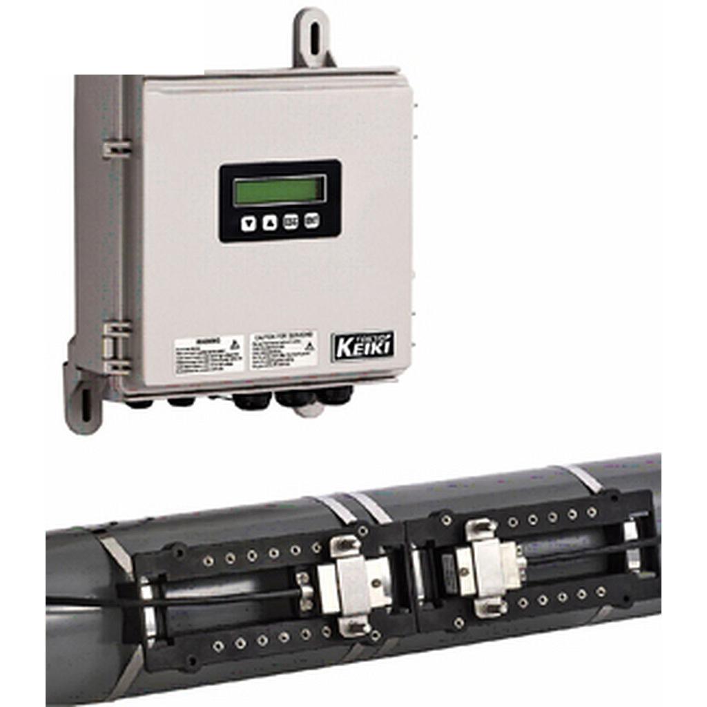Máy đo lưu lượng bằng sóng siêu âm  Tokyo Keiki UFW-100 (DN25mm - DN600mm )