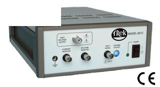 Bộ bộ khuếch đại công suất cao áp Trek 601C ( 0 to ±2 kV  ,0 to ±10 mA )