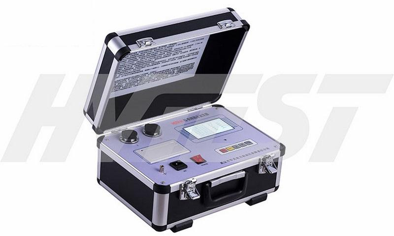 Thiết bị kiểm tra cao áp Hipot Wuhan HTDP-H (VLF-80, 80KV)
