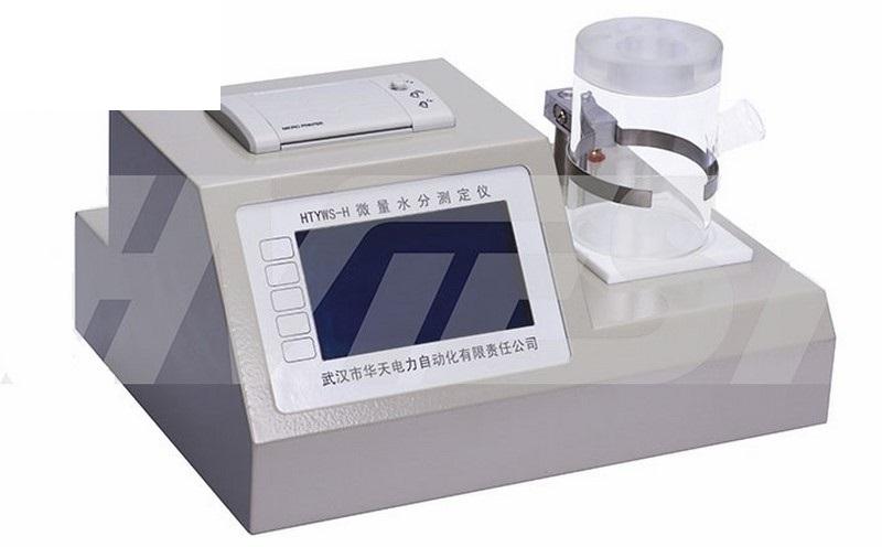 Thiết bị phân tích độ ẩm trong dầu máy biến áp Wuhan HTYWS-H (0ug~100mg)