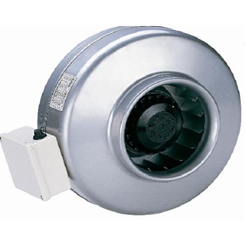Quạt nối ống âm trần đồng trục kiểu DPT