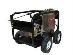 Máy rửa xe hơi nước nóng Kusami KS5011C
