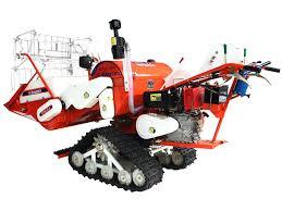 Máy gặt đập liên hợp Kusami GY4L-0.9