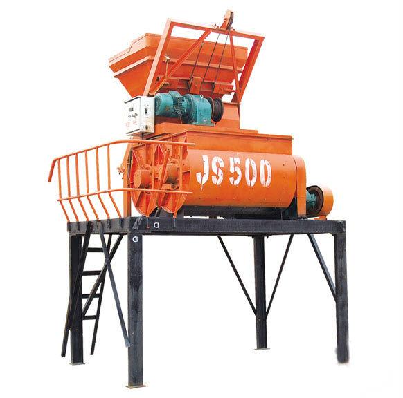 Trạm trộn bê tông JS500