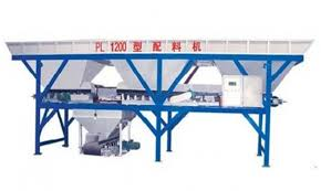 Trạm phối liệu PLD-1200