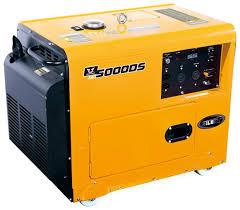 Máy phát điện Kusami QD5000