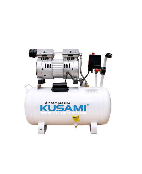 Máy nén khí giảm âm Kusami KS-OF750-25L