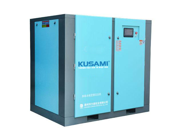 Máy nén khí trục vít Kusami KS-100HP