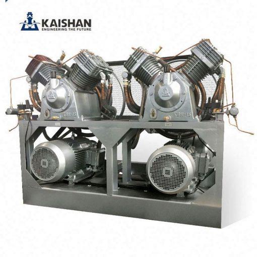 Máy nén khí dùng trong công nghiệp tổ hợp KB