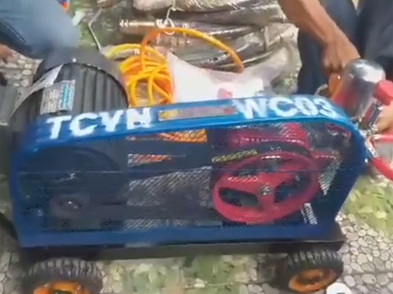 Máy xịt rửa áp lực TCVN-WC03