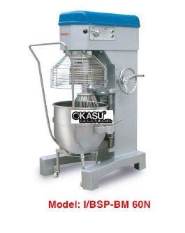 Máy trộn bột KUSAMI 60 lít có lồng I/BSP-BM 60N