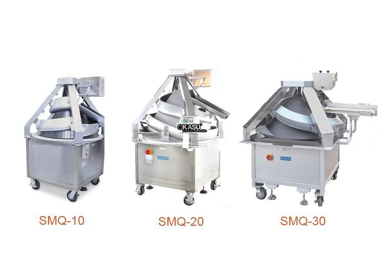 Máy chia bột Vòng Tròn Hình Nón KUSAMI SMQ-10