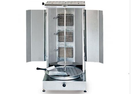 Máy nướng thịt kebab tự động KM3B
