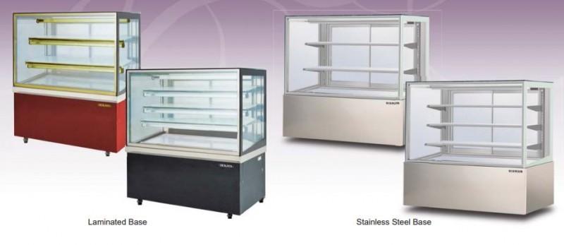 Tủ trưng bày giữ nóng thức ăn chữ nhật RHDW-24SS-3