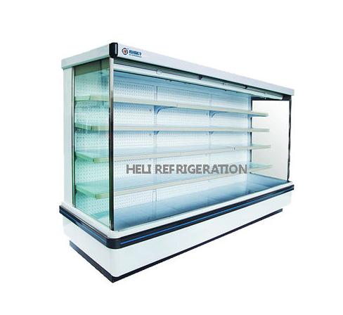 Tủ trưng bày siêu thị Heli SCLF5F-12A