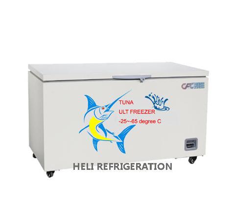 Tủ đông âm sâu Heli DW-65W318