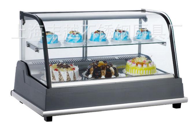 Tủ trưng bày bánh kem để bàn KUSAMI KS– 185L