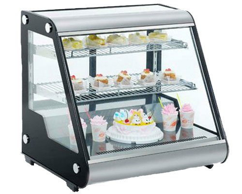 Tủ trưng bày bánh kem để bàn KUSAMI KS-130L-1