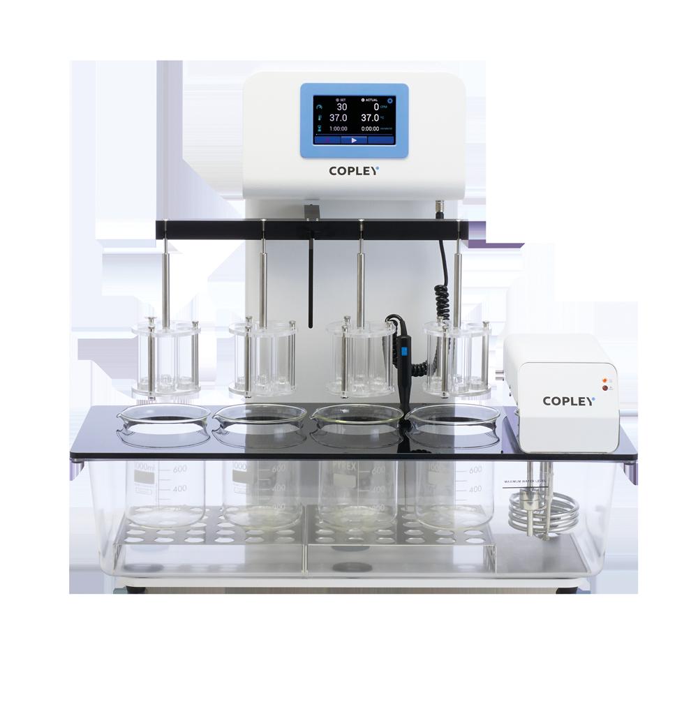 Máy kiểm tra độ tan rã viên thuốc Copley Scientific DTG 100i