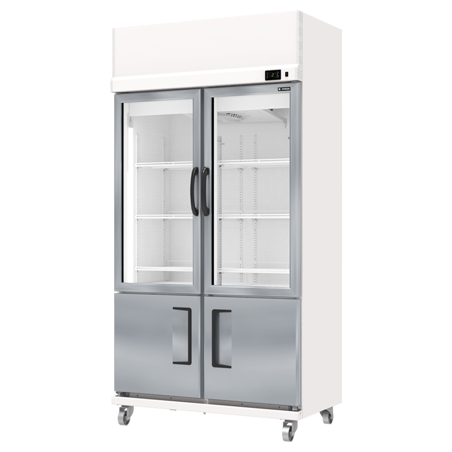 Tủ đông mát Sanden YDM-110P