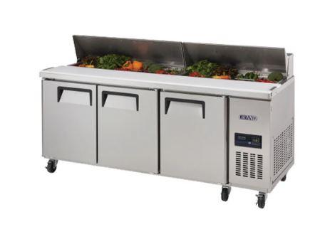 Bàn Salad Grand Woosung GS-72R-C