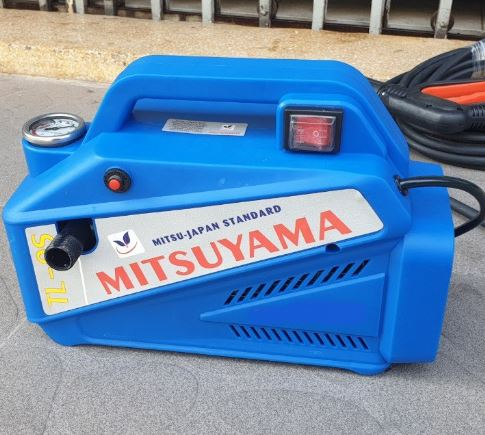 Máy phun áp lực rửa xe Mitsuyama TL-9S