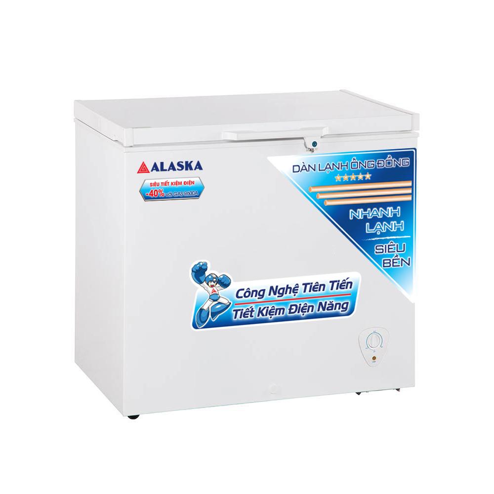 Tủ đông 1 cửa nắp đỡ Alaska BD-400C