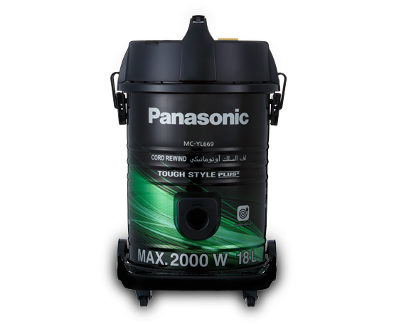 Máy hút bụi Panasonic MC-YL669GN49
