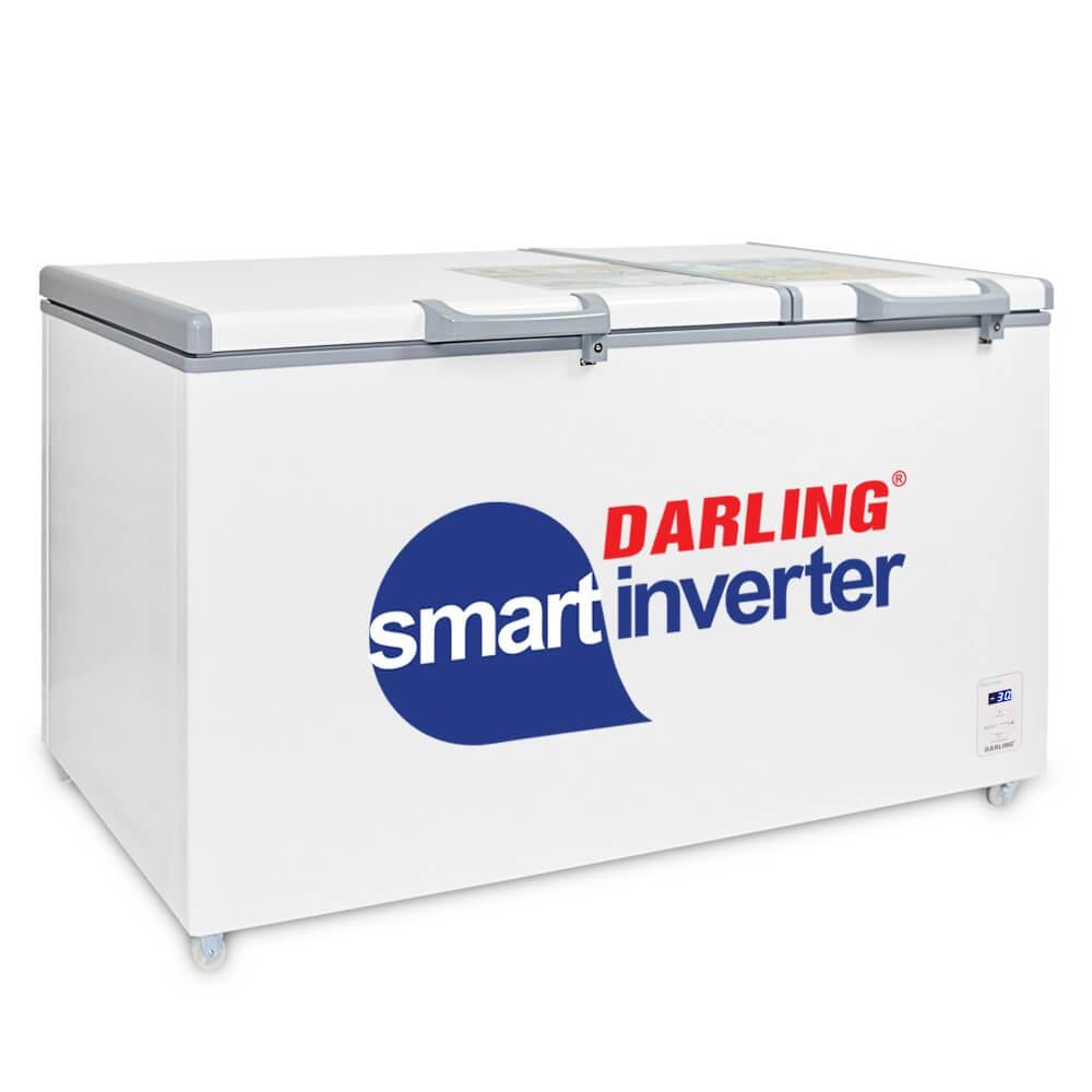 Tủ đông mát 2 ngăn  Darling DMF-7699WS-2