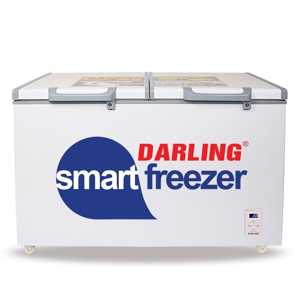 Tủ đông mát 2 ngăn Darling DMF-3699WS-2