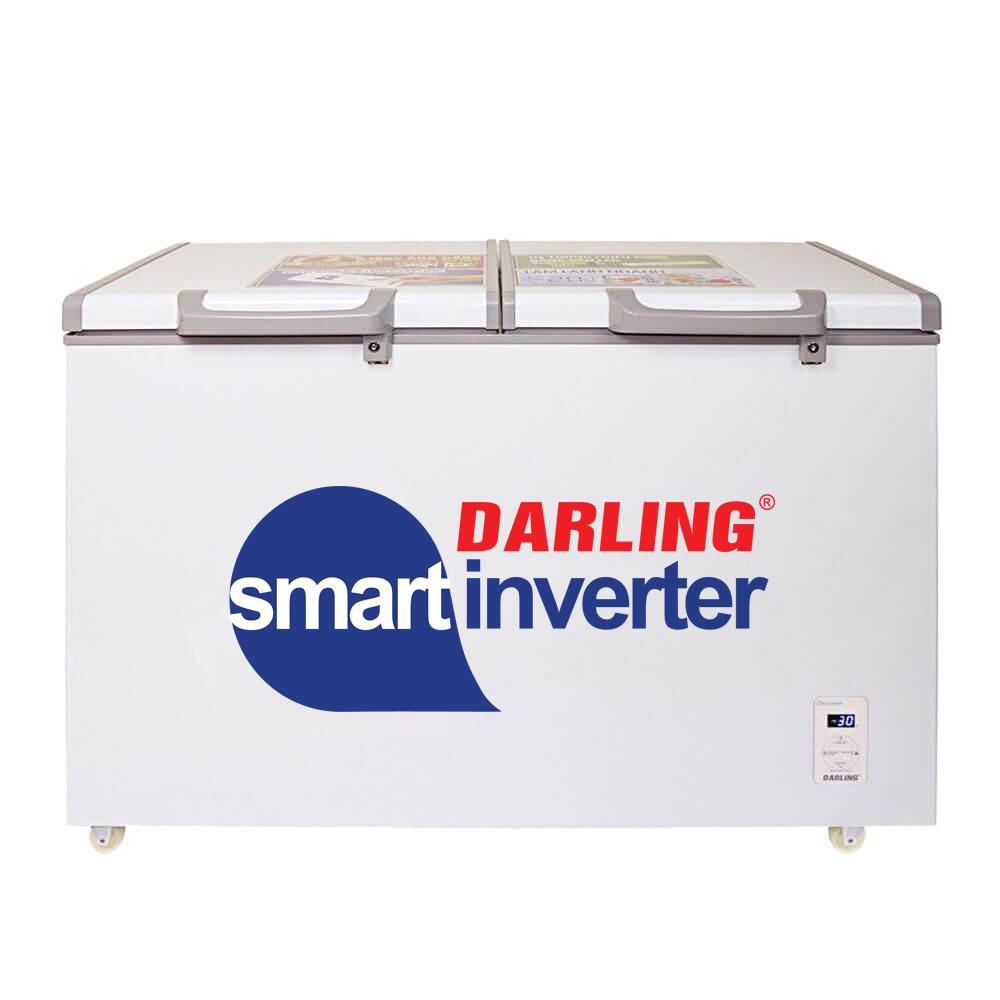 Tủ đông mát 2 ngăn Inverter Darling DMF-2699WSI