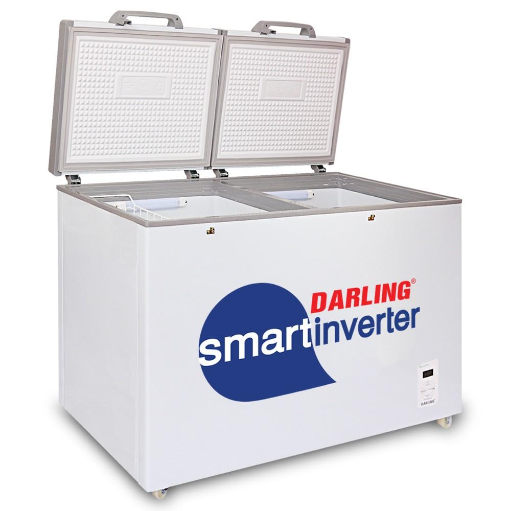 Tủ đông mát 2 ngăn Inverter Darling DMF-3699WSI
