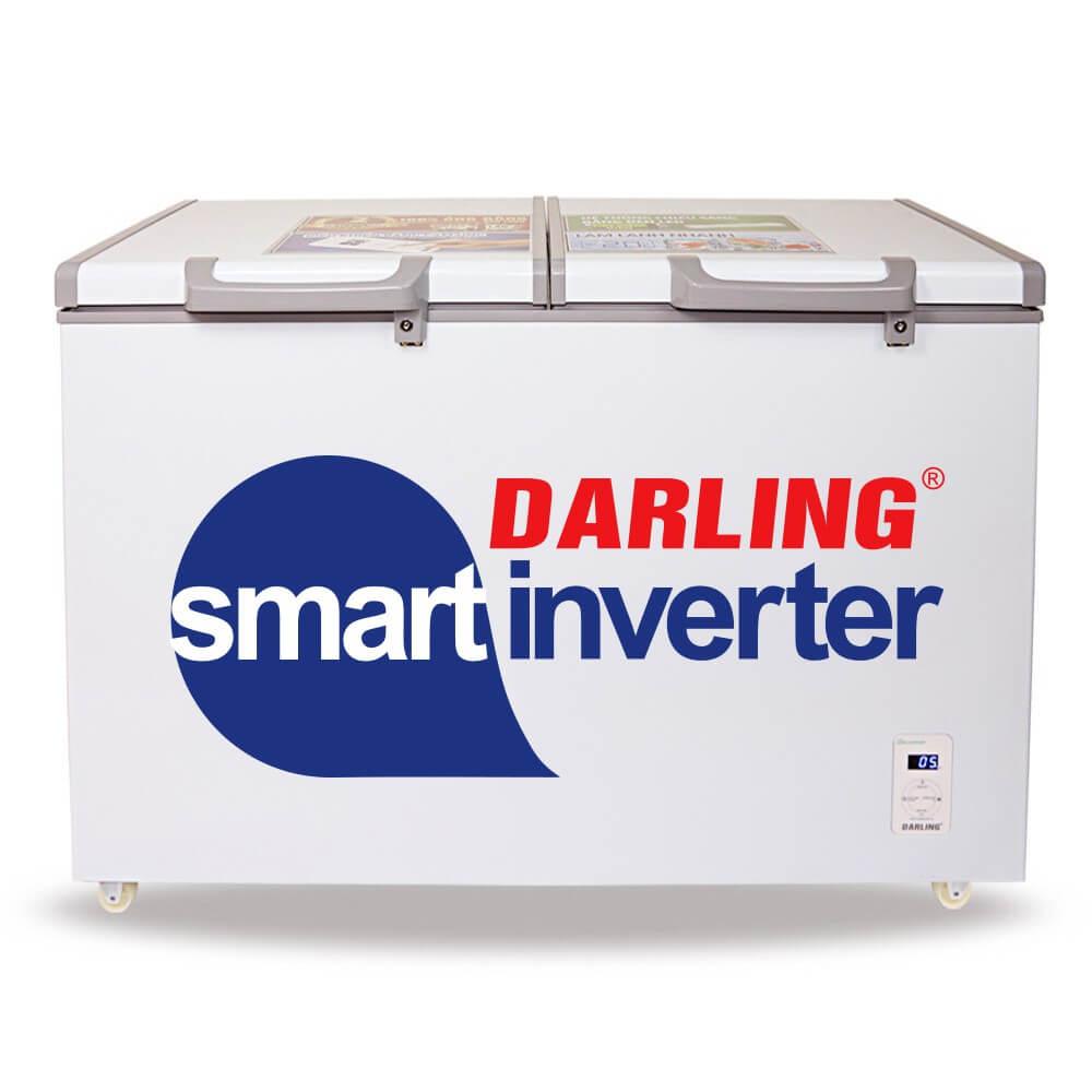 Tủ đông mát 2 ngăn Inverter Darling DMF-4699WSI