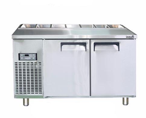 Bàn Salad 1200 2 cánh HAPPYS OKS-1200S-H