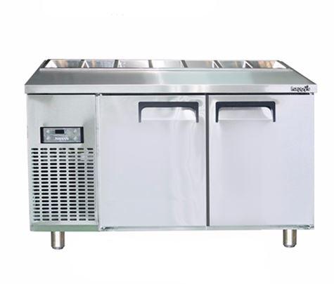 Bàn Salad 1500 2 cánh HAPPYS OKS-1500S-F