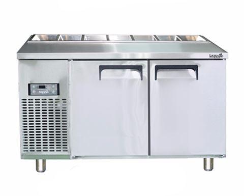 Bàn Salad 1200 2 cánh HAPPYS OKSI-1200S-H