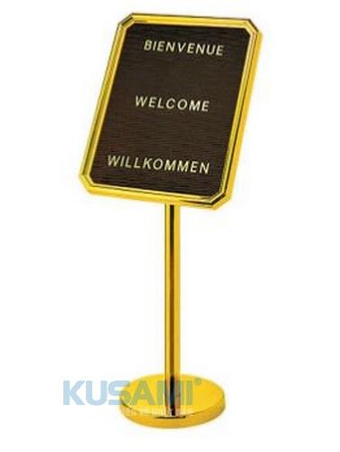 Bảng chỉ dẫn khách sạn Kusami KS-18