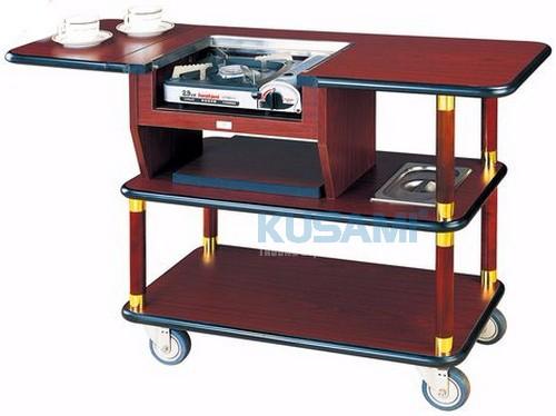 Xe đẩy bếp di động phục vụ Kusami KS-60