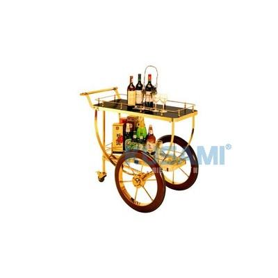 Xe đẩy phục vụ rượu Kusami KS-2