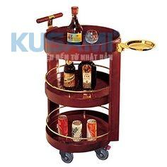 Xe đẩy phục vụ rượu Kusami KS-32