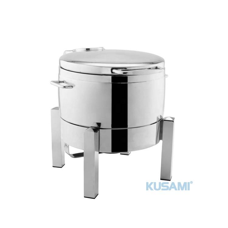 Nồi hâm Soup tròn Kusami KS-120416